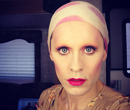 A Photo History of Jared Letos Love Affair With Dressing In Drag