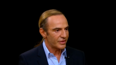 Watch John Galliano's Full Interview With Charlie Rose Now | StyleCaster