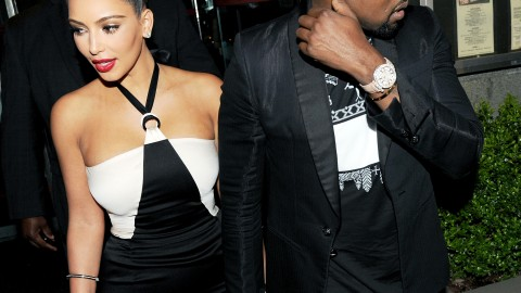 Report: Kim and Kanye Have Named Their Baby Kaidence Donda West | StyleCaster