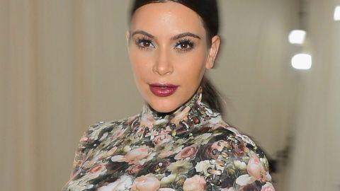 Kim Kardashian's Surprising Baby Shower Planner | StyleCaster