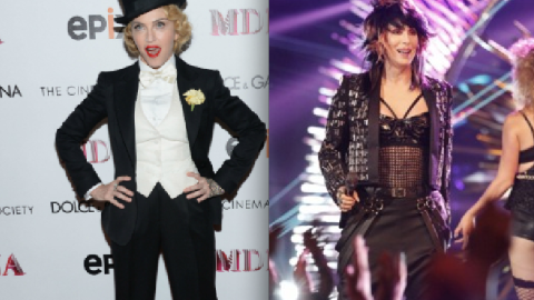 Battle of the Divas: Madonna and Cher Both Rocked Wild Looks Last Night | StyleCaster