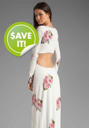 saveit2 Floral Maxi Dresses: 5 Gorgeous Styles That Cost Less Than $150