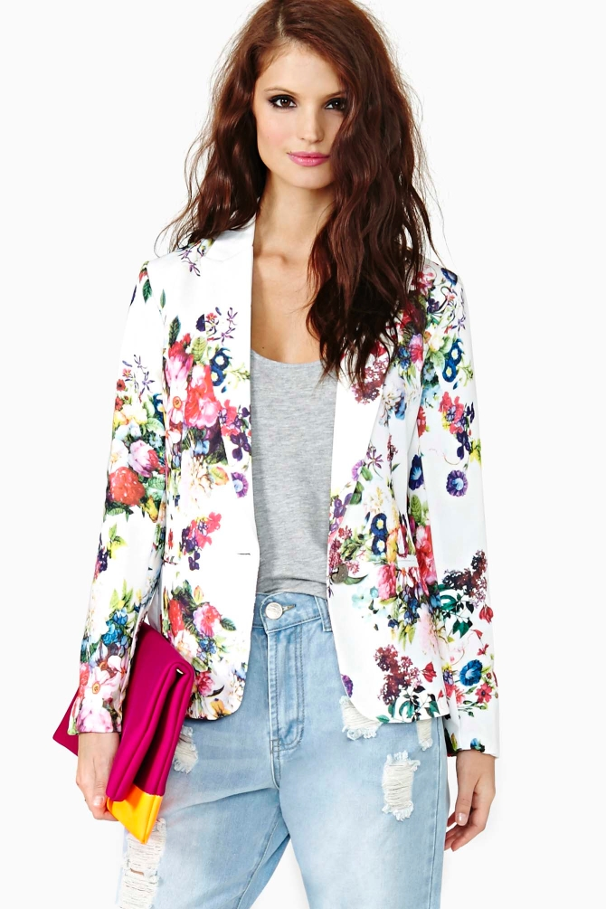 saveit4 10 Summer Blazers To Combat Freezing Air Conditioned Offices (For Under $100)