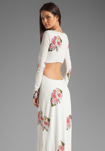 saveit5 Floral Maxi Dresses: 5 Gorgeous Styles That Cost Less Than $150