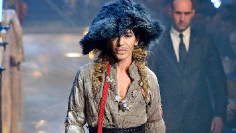5 Things to Know About John Galliano's First Post-Scandal <em>Vanity Fair</em> Interview | StyleCaster