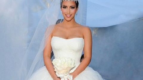 Celebrity Bride Superlatives: From the Biggest Bridezilla to the Most Extravagant Dress | StyleCaster