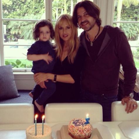 Photo via Rachel Zoe's Instagram
