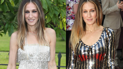 SJP Sparkles In Marc Jacobs and Naeem Khan: Which Look Do You Like Best?   StyleCaster