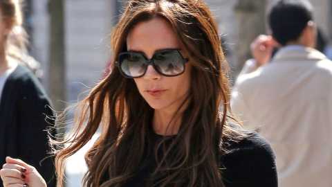 Why Copying Victoria Beckham's Signature Style Could Be Bad For Your Health | StyleCaster