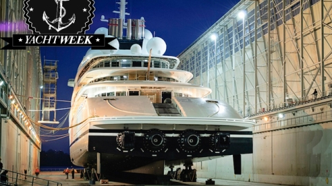 Stuff We Love: World's Largest Yacht Azzam Is Size Of Two Football Fields | StyleCaster