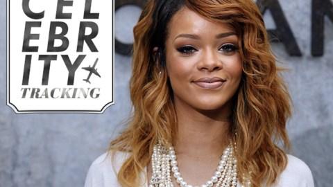 Celebrity Tracking: Rihanna's Favorite Restaurants Around the Globe   StyleCaster