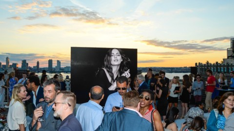 Inside David Yurman's Annual Rooftop Soiree   StyleCaster