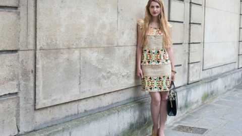 The Vivant's Top 10: Best Street Style From Paris Couture and Luxury Beer Vacations   StyleCaster