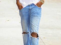 10 Cool Ways To Wear Boyfriend Jeans This Summer