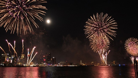 By the Numbers: Macy's 4th of July Fireworks Spectacular | StyleCaster