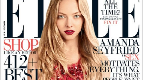 Amanda Seyfried to <em>Elle</em>: 'Everybody I've Dated I've Been Sexually Attracted To Immediately' | StyleCaster