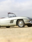 On the Auction Block: A 1963 Mercedes Roadster and Notes From Einstein