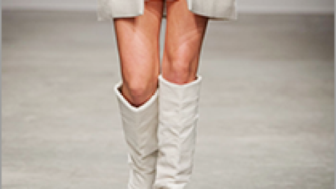 Fall 2013 Trend: Knee-High Boots | StyleCaster
