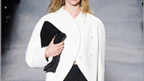 Fall 2013 Trend: Black and White Separates | StyleCaster
