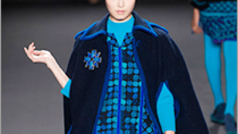 Fall 2013 Trend: Sleek Capes | StyleCaster