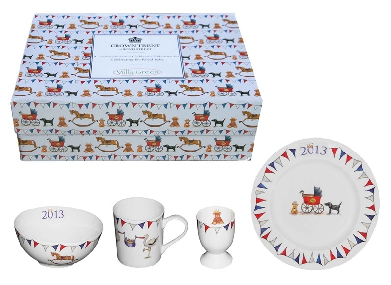 chinaset Kate Middletons Child is Already A Money Maker: 9 Crazy Royal Baby Souvenirs