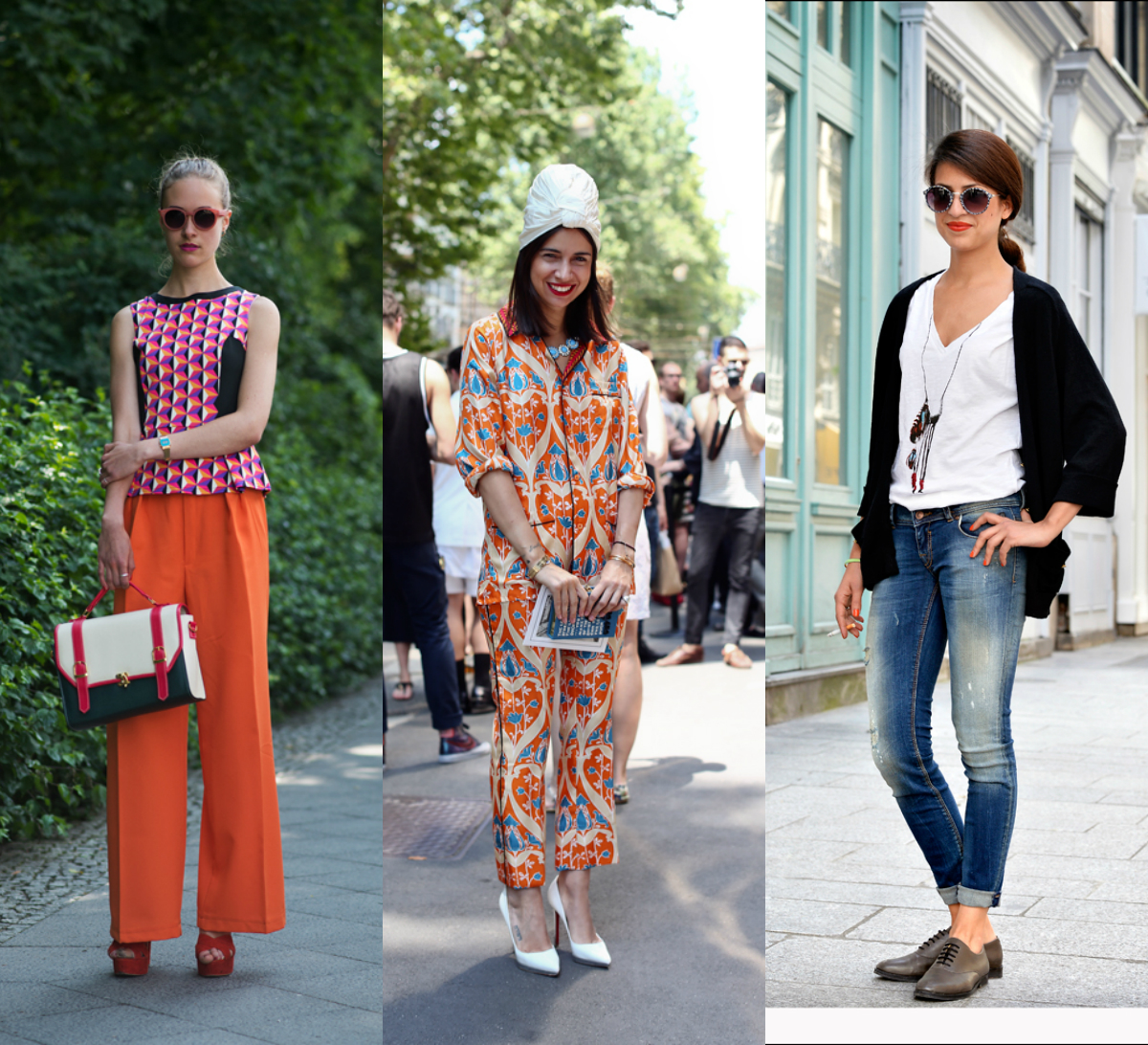 collage13 The Best Street Style Blogs: 24 Inspiring Sites to Bookmark Now