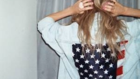 Street Style: 9 Ways To Look Hip In Patriotic Clothes | StyleCaster