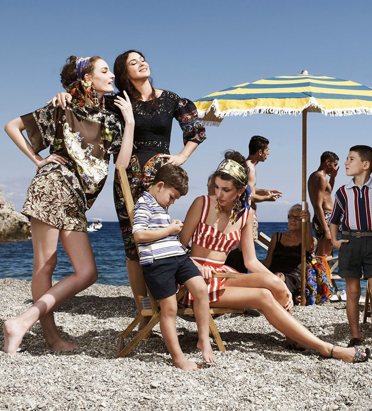 dolce gabbana spring summer 2013 01 Summer Travel 2013: Whats In, Whats Out