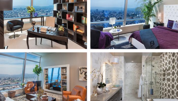 Stuff We Love: Fendi Furnished A Penthouse At The Los Angeles Ritz-Carlton Worth $4.5 Million