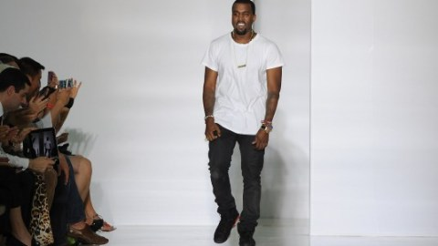 Report: Kanye West Designing 100-Piece Unisex Collection | StyleCaster