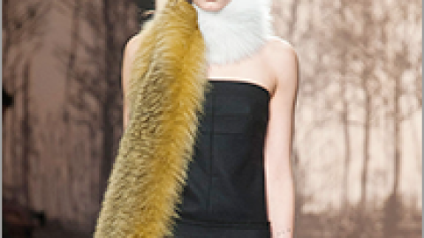 Fall 2013 Trend: Colored Fur | StyleCaster