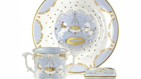 The Vivant's Top 10: Fine China Celebrating Royal Baby's Birth and Inside Richard Gere's $65 Million House | StyleCaster