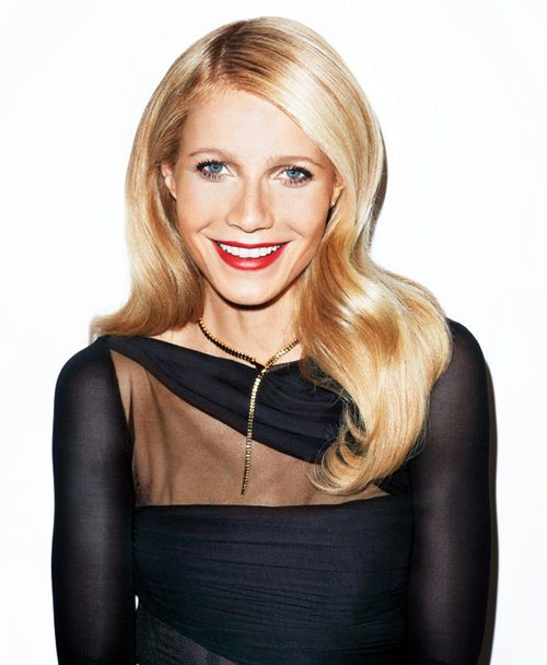 Gwyneth Paltrow: Wine and Cigarettes are Just the Right Amount of Naughty