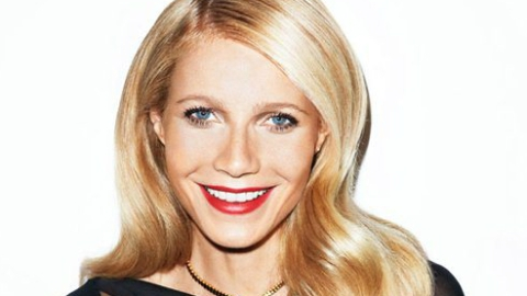 Gwyneth Paltrow: Wine and Cigarettes are 'Just the Right Amount of Naughty' | StyleCaster