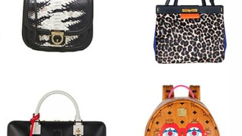 Links to Click: Harrods' New Designer Bags, Amanda Bynes' Blue Wig, More | StyleCaster