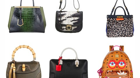 Stuff We Love: Harrods Unveils Ginormous Designer Bags In Its Windows | StyleCaster