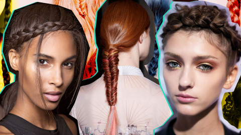 The Beginner's Guide to Braiding Hair 9 Different Ways | StyleCaster