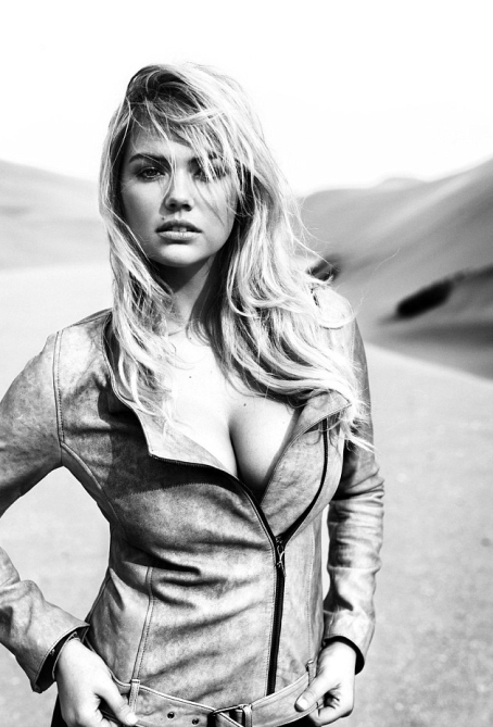kate upton redemption choppers 2