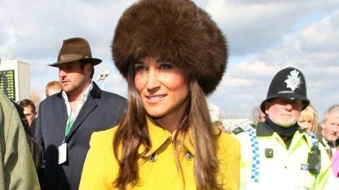 10 Photos That Prove Pippa Middleton Will Be A Very Stylish Aunt   StyleCaster