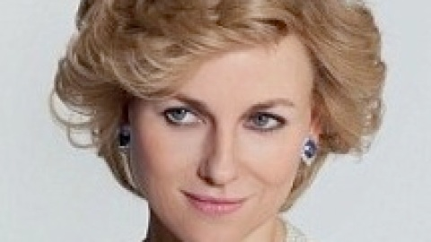 Naomi Watts Looks Eerily Like Princess Di in First Movie Poster For 'Diana' | StyleCaster
