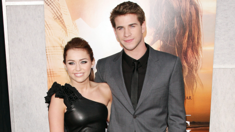 Tracking Miley Cyrus' Style Evolution During Her On-And-Off Relationship With Liam Hemsworth | StyleCaster