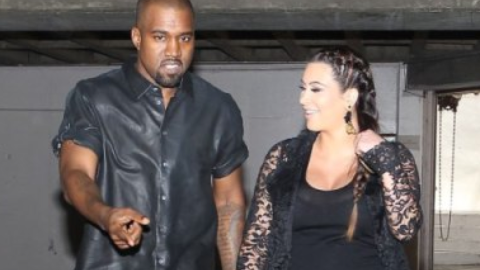 Kim Kardashian and Kanye West Reportedly Spend $750,000 on Gold Toilets For New Mansion (Seriously) | StyleCaster