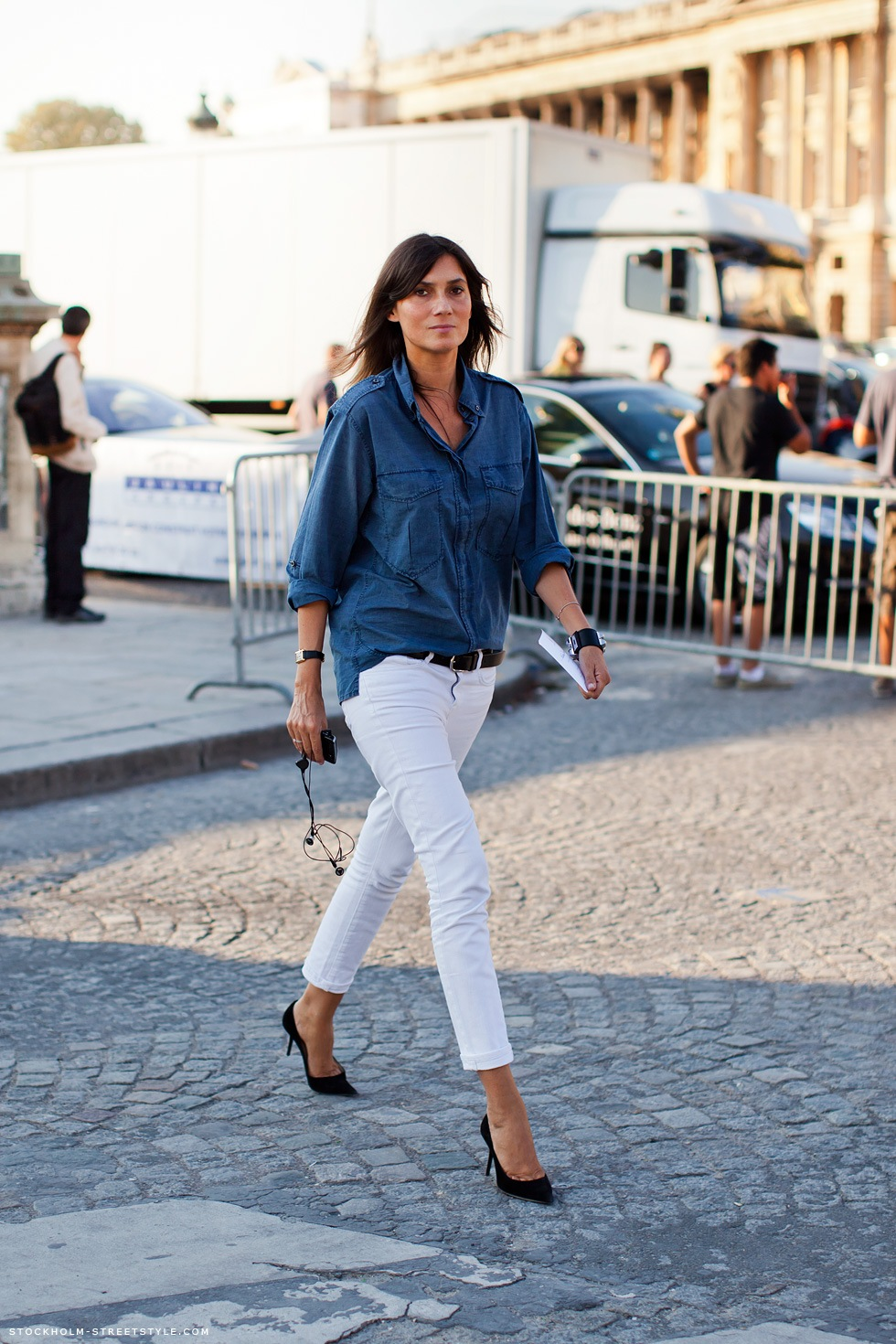 stocklholm White Denim For Summer: 12 Sleek Pieces To Buy and Wear Now
