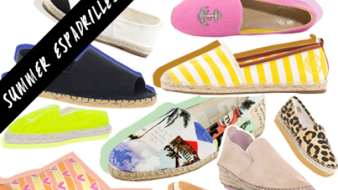 Summer Espadrilles: 20 Amazing Pairs To Buy Now | StyleCaster