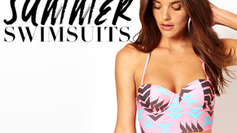 Shop The Cheapest Swimsuits Around—No Outlet Trip Required! | StyleCaster