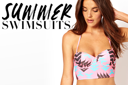 Shop The Cheapest Swimsuits Around—No Outlet Trip Required!