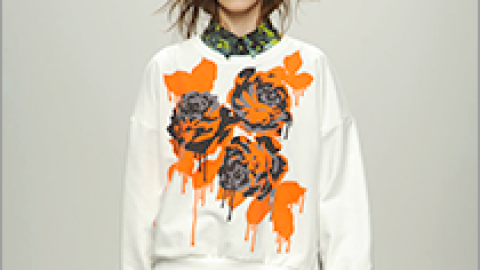 Fall 2013 Trend: Chic Sweatshirts | StyleCaster