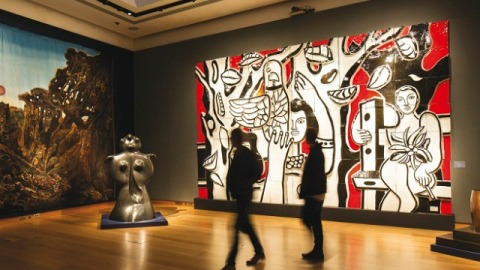 How To Start Your Own Modern Art Collection | StyleCaster
