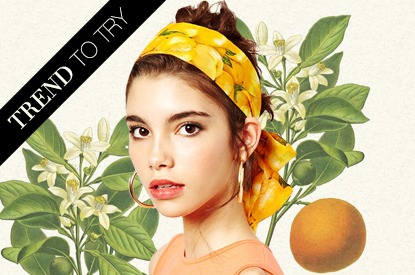 Trend To Try: Deliciously Bold Fruit Prints For Summer