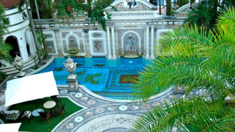 Versace Mansion In South Beach Heading to the Auction Block | StyleCaster